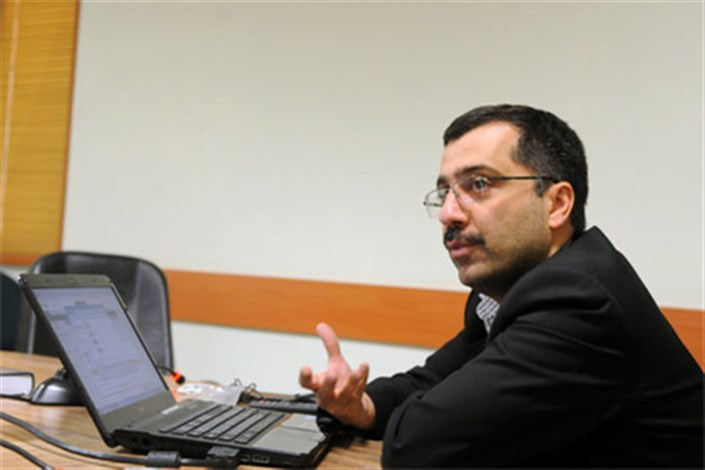 شاهین آخوندزاده قائم مقام معاون تحقیقات و فناوری وزیر بهداشت، درمان و آموزش پزشکی