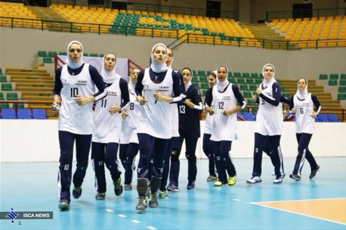 برنامه مسابقات والیبال باشگاههای زنان آسیا اعلام شد