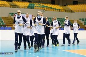 تیم ملی والیبال زیر 23 سال بانوان در رقابت های قهرمانی آسیا هشتم شد