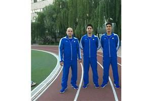 قهرمانی تیم ورزش های زورخانه ای در بازی های همبستگی کشورهای اسلامی با حضور دانشجو سما سنندج