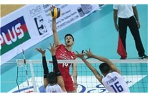 تیم ملی والیبال نوجوانان ایران حریفان خود را شناخت