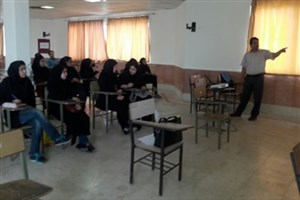 """برگزاریکارگاه """"ایجاد شرکت های دانش بنیان""""درواحد تهران شرق"""