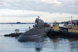 نگرانی آمریکا از زیردریایی روسیه