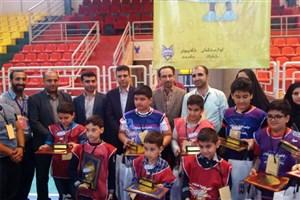 دبستان پسرانه سما بابل میزبان و مجری اولین دوره مسابقات رباتیک بین مدارس این شهرستان شد