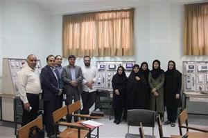 نخستین دوره آموزشی سیستم های حفاظتی در آموزشکده سما تهران برگزار شد
