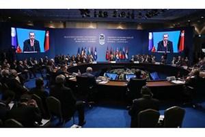 نشست سران سازمان همکاری های اقتصادی دریای سیاه در استانبول ترکیه آغاز شد