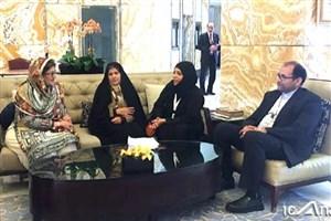 روابط میان ایران و پاکستان باید تقویت شود