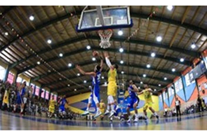 دانشگاه آزاد اسلامی در آستانه کسب مقام سوم لیگ برتر بسکتبال