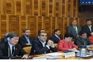 انتقال تجارب موفق حوزه سلامت کشورها از مهم ترین های دستاوردهای اجلاس ژنو