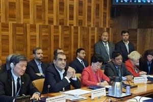 اجلاس حرکت به سوی توسعه پایدار به ریاست وزیر بهداشت جمهوری اسلامی ایران برگزار شد