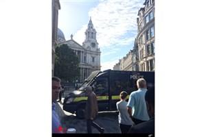 تخلیه ایستگاه اتوبوس لندن به دنبال کشف یک بسته مشکوک
