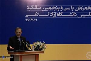 دکتر ولایتی: استانها در منطقه خود زیاندهی واحد ها را متوقف کنند/کشورهای خارجی برای جذب نخبگان ایران تلاش می کنند