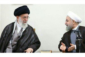 رییس جمهور به دیدار رهبرانقلاب رفت