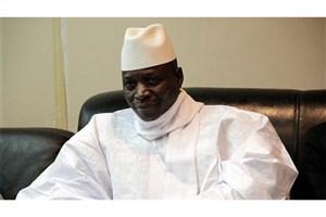 داراییهای رئیس جمهوری سابق گامبیا مصادره شد