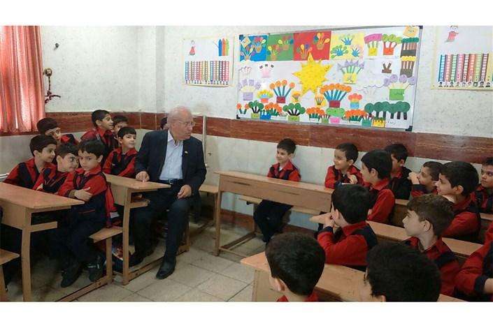 رییس جامعه خیرین مدرسه ساز کشور