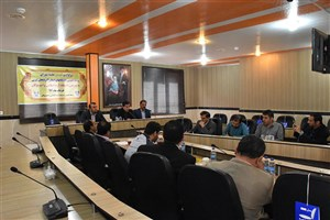 برگزای چهارمین جلسه شورای روابط عمومی دانشگاه های آزاد اسلامی استان آذربایجان غربی