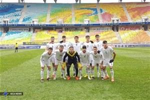 ترکیب تیم ملی جوانان ایران مقابل زامبیا اعلام شد
