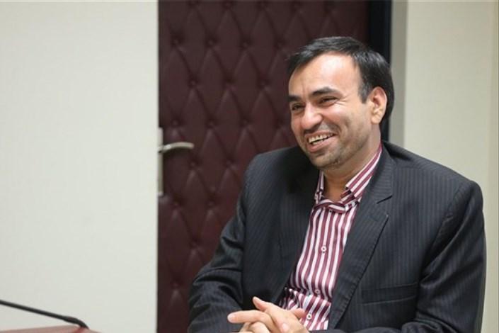 گوهری سرپرست دفتر مطالعات و برنامه ریزی آموزشی و درسی دانشگاه آزاد اسلامی