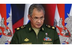وزیر دفاع روسیه: محل دقیق سلاحهای شیمیایی نزد تروریستها در سوریه را میدانیم