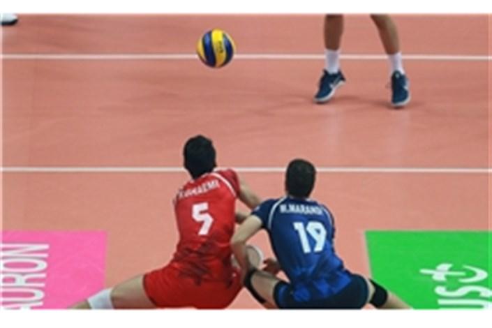 داوران مسابقات ایران در لیگ جهانی والیبال مشخص شدند