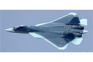 روسیه نسل جدید جنگندههای سوخوی ت ۵۰ را به خدمت میگیرد