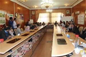 هم اندیشی فتح خرمشهر در دانشگاه آزاد اسلامی واحد سنندج برگزار شد
