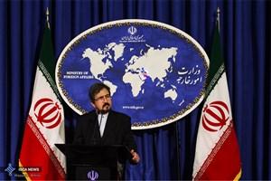 واکنش ایران  به تصویب قانون جدید مربوط به تحریم های غیرهسته ای ایران در سنای آمریکا