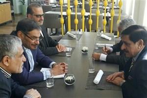 دیدار شمخانی با مشاور امنیت ملی نخستوزیر پاکستان