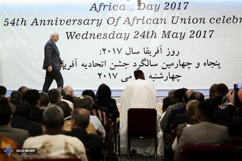 پنجاه و چهارمین  سالگرد جشن اتحادیه ی آفریقا