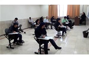 برگزاری آزمون جامع دکتری روانشناسی عمومی و تربیتی در واحد مرودشت
