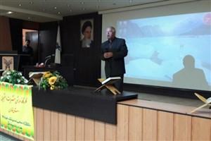 برگزاری کارگاه آموزشی نشریات دانشجویی دانشگاه آزاد اسلامی استان فارس در واحد مرودشت