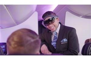 بهبود کیفیت سفرهای هوایی با هولولنز مایکروسافت
