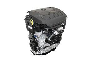 موتور 2.0 لیتری در فولکس واگن تیگوان برای بازار آمریکا