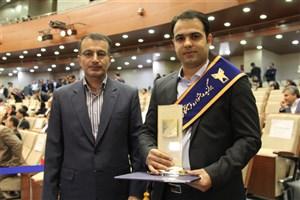آموزشکده سما برتر در پنجمین جشنواره فرهیختگان