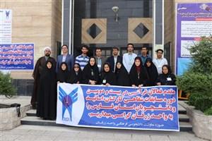واحد زرقان میزبان بیست و دومین دوره مسابقات شفاهی قرآن و عترت استان فارس