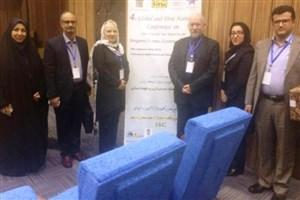 حمایت علمی و معنوی واحد زرقان از دو کنفرانس جهانی و ملی