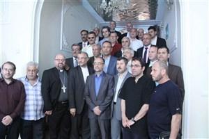 بازدید هیات 30 نفره سوریه از دانشگاه آزاد اسلامی علوم و تحقیقات