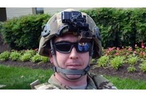نمایشگری برای مکانیابی دقیق اهداف توسط سربازان