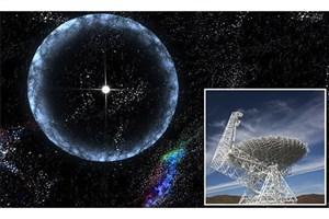 کشف کهکشان جدید در پی وقوع انفجار امواج رادیویی