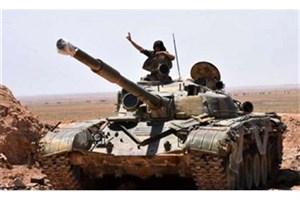 منطقه و مثلث «آراک» در حمص سوریه آزاد شد