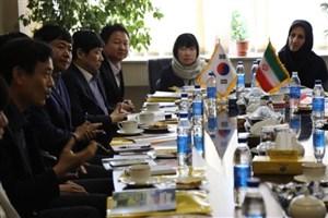 بازدید هیات دانشگاههای کره جنوبی از دانشگاه علامه