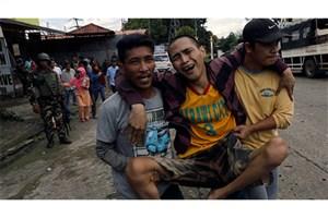 تلفات درگیریهای جنوب فیلیپین به ۱۰۰ تن رسید