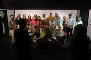 کارگردان «ماجرای نیمروز» در پشت صحنه «پاره های ساده»