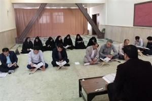 برگزاری مسابقات قرآن و عترت در دانشگاه آزاد اسلامی ایوان غرب
