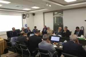 نشست مدیرکل وزارت علوم با روسای کمیسیون های اتاق بازرگانی
