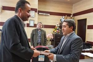 مسئول بسیج استادان دانشگاه آزاد اسلامی جویبار منتصب شد