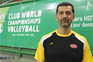 عطایی: تیم ملی با غیبت موسوی دچار مشکل می شود