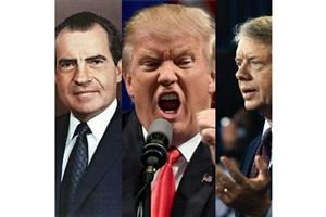 آیا سرنوشت ترامپ مشابه کارتر و نیکسون خواهد بود؟