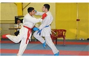 حضور دانشگاه آزاد اسلامی در سوپر لیگ کاراته قطعی شد