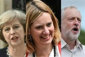 نتایج شوکه کننده در نظرسنجی انتخاباتی بریتانیا